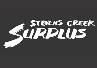 Stevens Creek Surplus