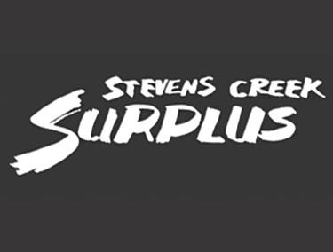 Stevens Creek Surplus